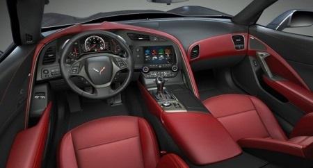 Chevrolet Corvette Stingray phiên bản 2014